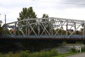 Calgary inglewood bridge