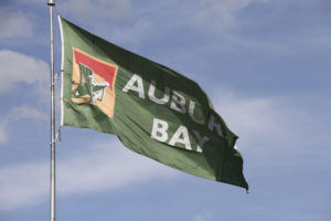 Auburn Bay flag