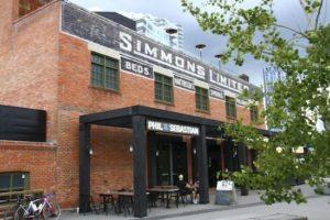 Calgary Simmons Building