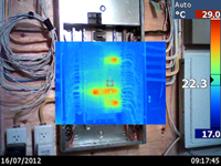 thermal imaging at home inspections