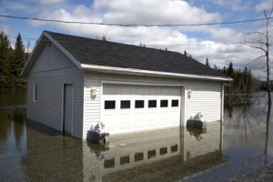 How does the flood affect homes in Calgary real estate?