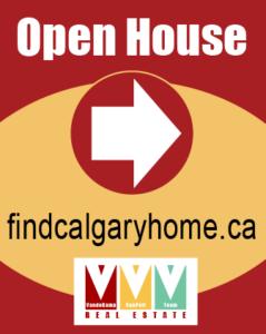 Calgary open houses