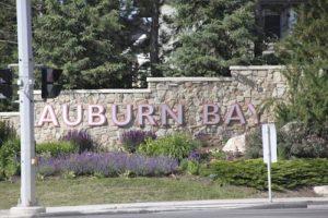Auburn Bay Calgary